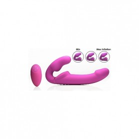 OUCH PLUG INFLABLE DE SILICONA NEGRO